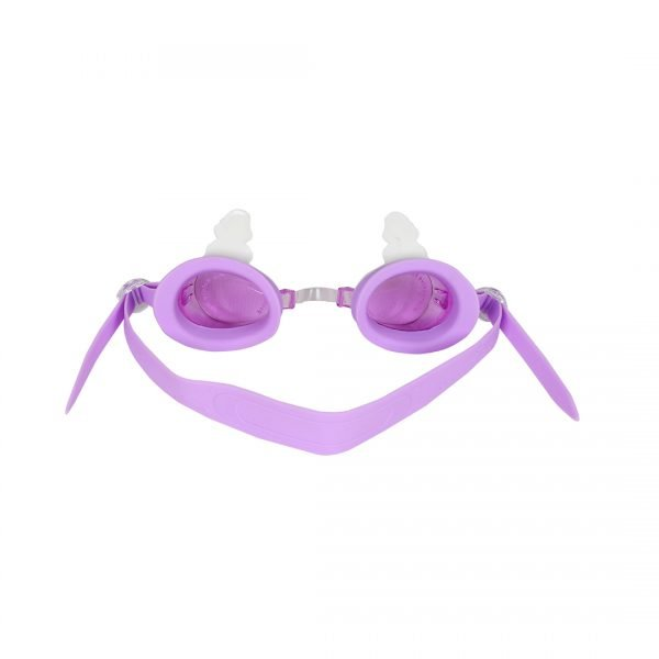 snow white silicone swimming goggles buy online in india